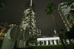 Gedung Landmark Tower Yokohama