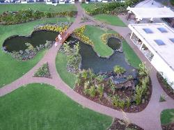 lagoon by reception