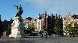 Ghent Friday Market