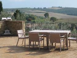 Terrace at Sant' Antonio