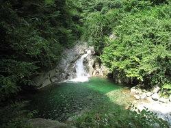 Ojiragawa Canyon