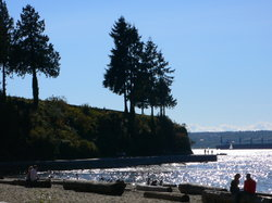West Vancouver Seawall