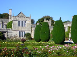 Lanhydrock House and Garden