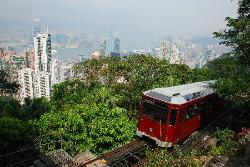 Hong Kong - The Peak Tram (21623930)