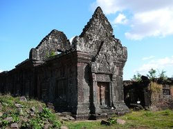 Vat Phou complex Temple - World Heritage