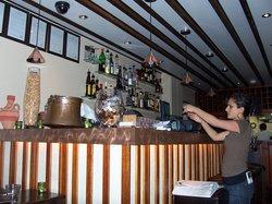 Almond Bar