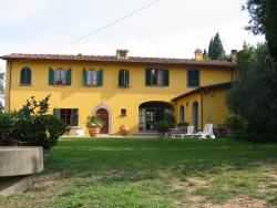 Florence House Rental - Villa I Cipressi & Villa Calcinaia