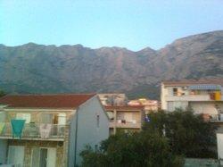 Biokovo Mountain
