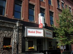 The Student Prince Cafe & The Fort Dining Room