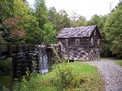 Mingus Mill An 1886 Turbine Mill in the Smokey Mountains (22016149)