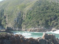 Storms River Hangbrug