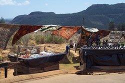 African Flea Market