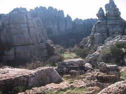 El Torcal (Paraje Natural Torcal de Antequera)
