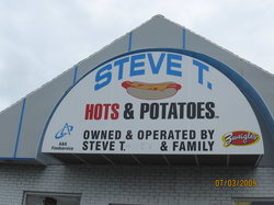 Steve T's Hots & Potatoes