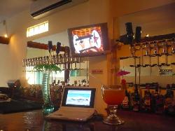 Reef Bar % Lounge