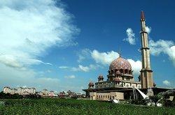 Putra-Moschee (Masjid Putra)