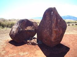 Kukaniloko Birthing Stones