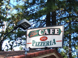 PJ's Cafe and Pizzeria