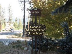 Welcome to Good Medicine Lodge
