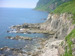 Tachimachi Cape