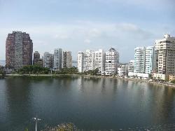 Vista de Boca Grande desde la Habitacion