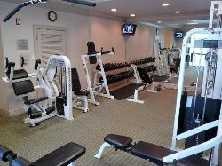 Excersise Room - weight room