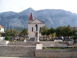 St. Mark's Church -- Makarska