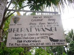 Burat Wangi