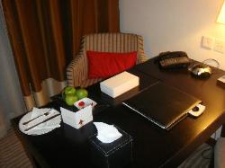 room on arrival