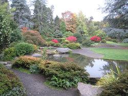 ワシントン パーク樹木園