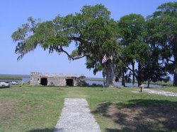 ‪Fort Frederica National Monument‬