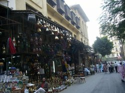 Market Mix  Egyptian Handcrafts