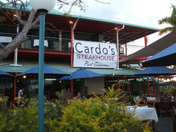 ‪Cardo's Steakhouse & Cocktail Bar‬