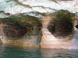 Mawikwe Sea Caves