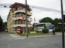 Hotel y Cabanas Terrazas Del Lago