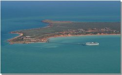 Broome Deep Water Wharf & Jetty