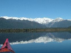 mirror-lakes in the morning, frnaz josef glacier (22536021)
