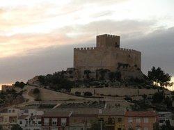Petrer Castle