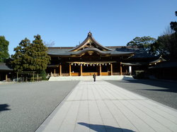 Samukawa Shrine
