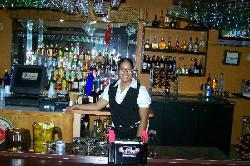 ASHLEY our great bartender