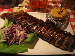 Amadeus, The Place For Ribs