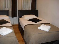stanza -terzo letto