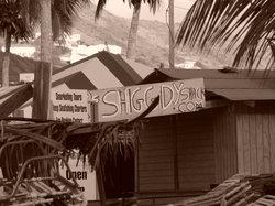 Mr. X's Shiggidy Shack Beach Bar