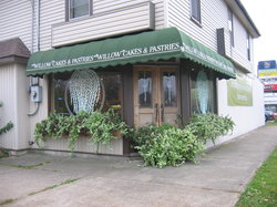 Willow Cakes & Pastries, a pleasant surprise