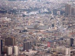 Mount Qassioun (Jebal Kasioun)