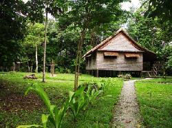 Tetepare Island Eco-lodge