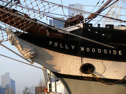 Polly Woodside - Melbourne's Tall Ship Story