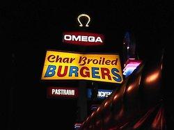 Omega Burgers