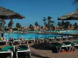 The Pool area - NOVEMBER