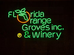 Florida Orange Groves and Winery